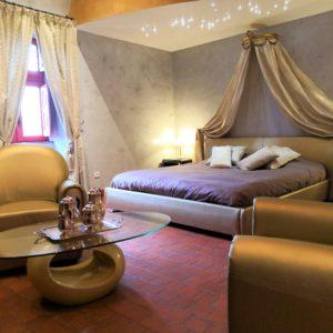 La chambre Apollon