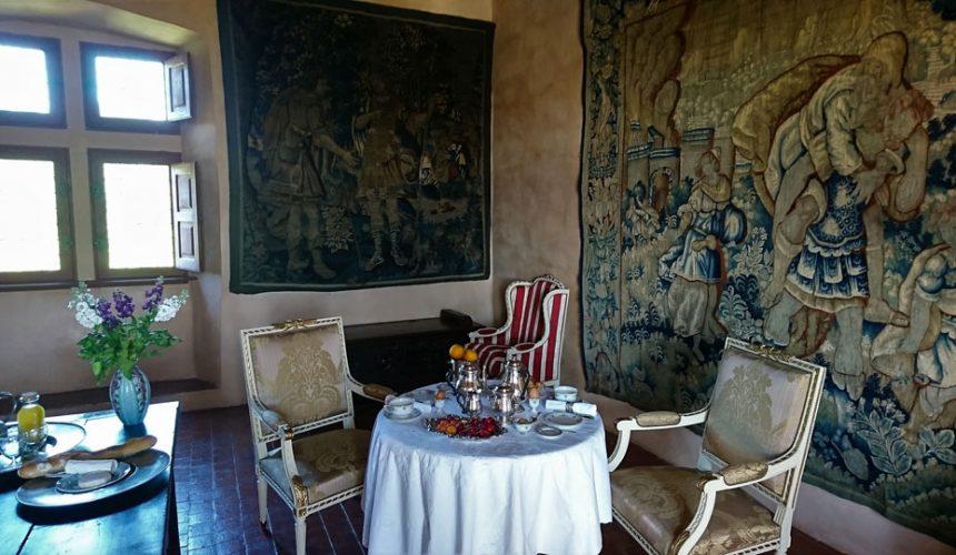 Salon château de la servayrie
