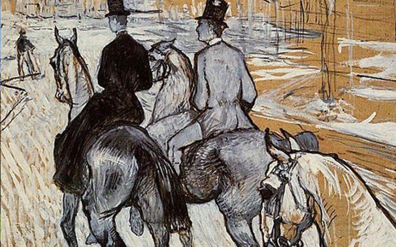 Tableau-cheval-de-Toulouse-Lautrec
