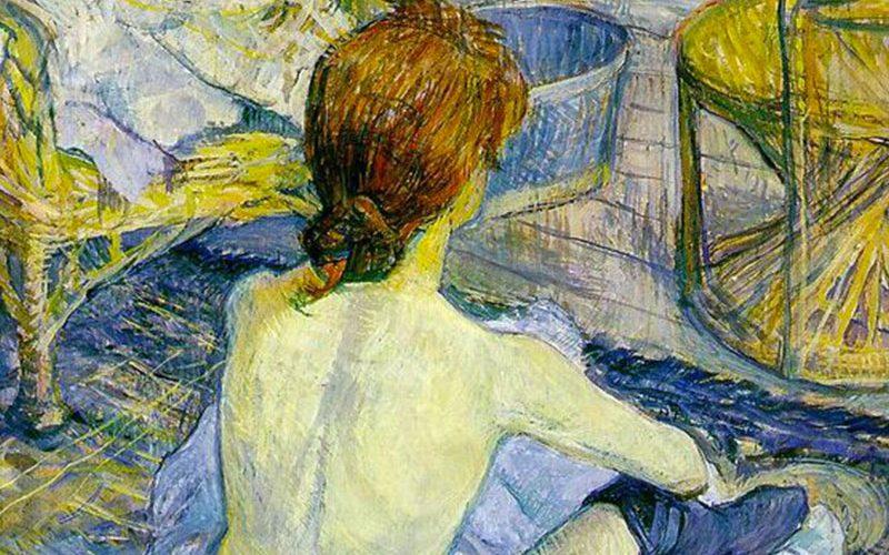 Tableau-femme-Toulouse-Lautrec